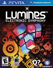 Lumines: Electronic Symphony  para PS Vita