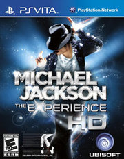 Michael Jackson The Experience para PS Vita