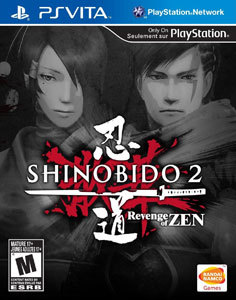 Shinobido 2: Revenge of Zen para PS Vita