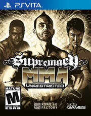 Supremacy MMA: Unrestricted para PS Vita