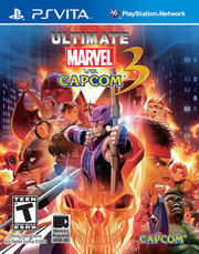 Ultimate Marvel vs. Capcom 3 para PS Vita