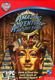Amazing Adventures: The Lost Tomb para PC