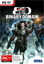Binary Domain para PC