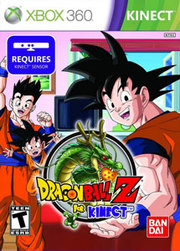 Dragon Ball Z for Kinect para XBOX 360