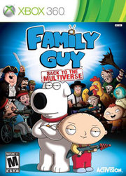Family Guy: Back to the Multiverse para XBOX 360