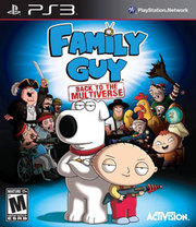 Family Guy: Back to the Multiverse para PS3