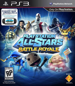 PlayStation All-Stars Battle Royale para PS3