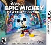 Epic Mickey: Power of Illusion para 3DS