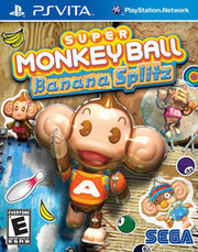 Super Monkey Ball: Banana Splitz  para PS Vita