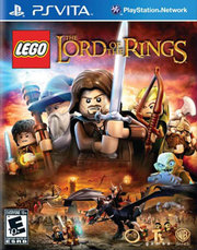 LEGO The Lord of the Rings para PS Vita