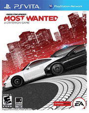 Need for Speed Most Wanted para PS Vita