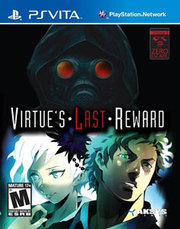 Zero Escape: Virtue-s Last Reward para PS Vita