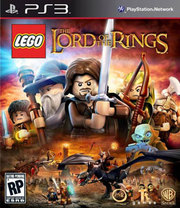 LEGO The Lord of the Rings para PS3