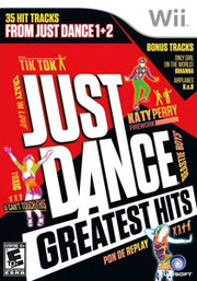 Just Dance: Greatest Hits para Wii