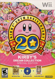 Kirby-s Dream Collection: Special Edition para Wii