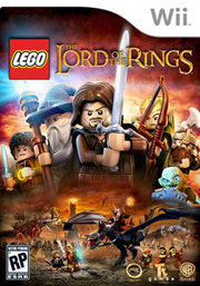LEGO The Lord of the Rings para Wii