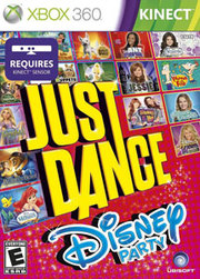 Just Dance: Disney Party para XBOX 360