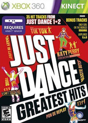 Just Dance: Greatest Hits para XBOX 360