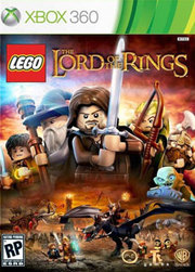 LEGO The Lord of the Rings para XBOX 360