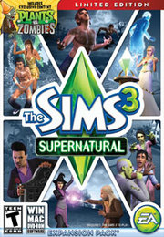 The Sims 3 Supernatural para PC