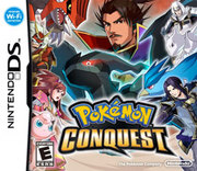 Pokemon Conquest para 3DS