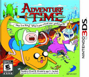 Adventure Time: Hey Ice King! Why-d You Steal Our Garbage?! para 3DS