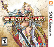 Code of Princess para 3DS