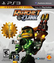 Ratchet & Clank Collection para PS3