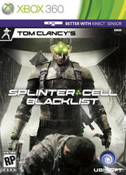 Tom Clancy's Splinter Cell: Blacklist para XBOX 360