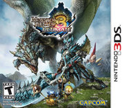 Monster Hunter 3 Ultimate para 3DS