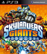 Skylanders Giants para PS3