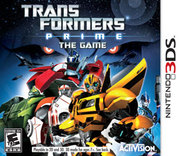 Transformers Prime: The Game para 3DS