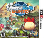 Scribblenauts Unlimited  para 3DS