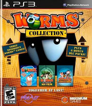 Worms Collection para PS3
