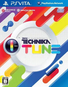 DJ Max Technika Tune para PS Vita