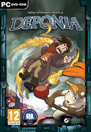 Chaos on Deponia para PC