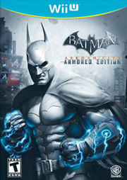 Batman: Arkham City - Armored Edition para Wii U