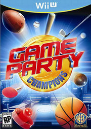 Game Party Champions para Wii U