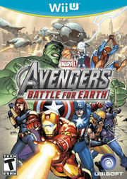 Marvel Avengers: Battle for Earth para Wii U