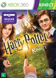 Harry Potter for Kinect para XBOX 360