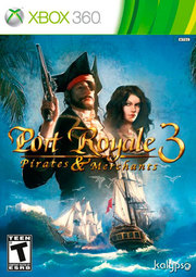 Port Royale 3: Pirates and Merchants para XBOX 360