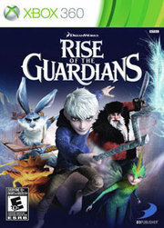 Rise of the Guardians para XBOX 360