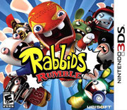 Rabbids Rumble para 3DS