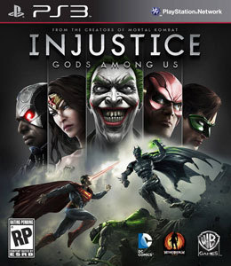 Injustice: Gods Among Us para PS3