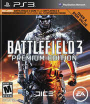 Battlefield 3 Premium Edition para PS3
