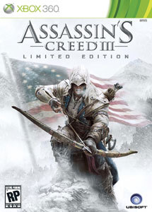 Assassin's Creed III Limited Edition para XBOX 360