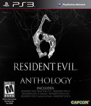 Resident Evil Anthology para PS3
