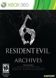Resident Evil Archives para XBOX 360