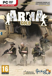 ArmA: Gold Edition para PC