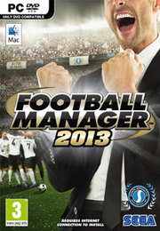 Football Manager 2013 para PC